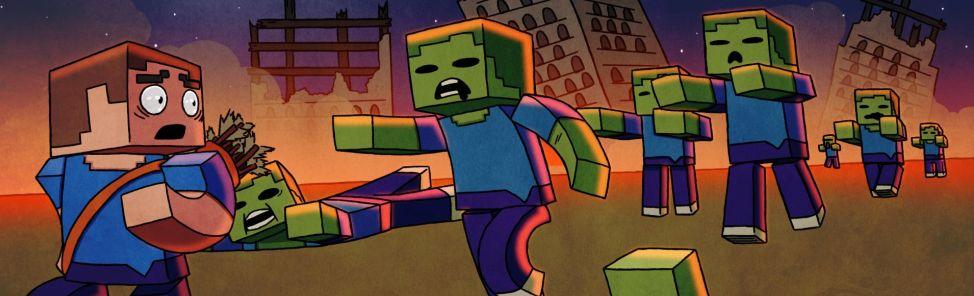 скачать игру майнкрафт зомби апокалипсис через торрент бесплатно - фото 4
